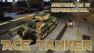 World of Tanks // Sentinel AC IV Experimental // Ace Tanker // Xbox One