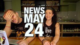 Bar Academy News ep. 8 24/5/2016