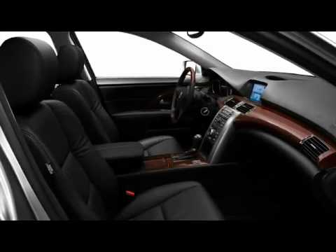 2010 Acura RL Video