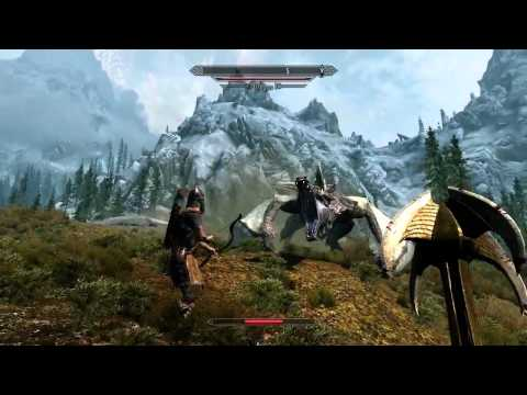 The Elder Scrolls V Skyrim - Gameplay Video HD *gersub* (Part 2)