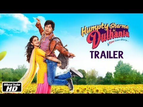 Humpty Sharma Ki Dulhania - Official Trailer | Varun Dhawan, Alia Bhatt video