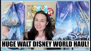 DISNEY WORLD + TOY STORY LAND HAUL! Opening Weekend Merch & More!