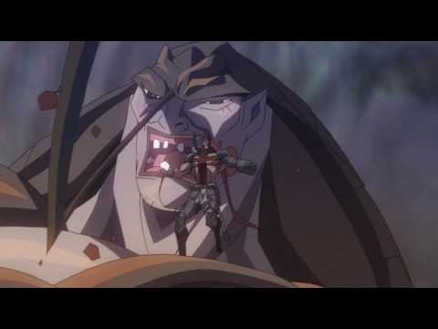 DANTE'S INFERNO: An Animated Epic -- City of Dispair clip
