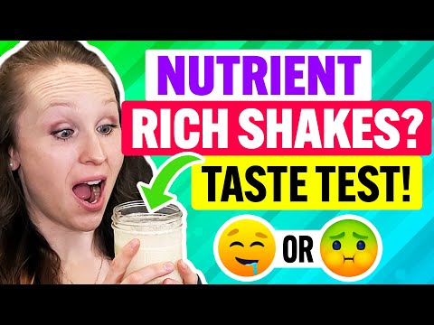 Download Lagu HLTH Code Review: Nutrient-Dense Meal Replacement Shakes Any Good? (Taste Test).mp3