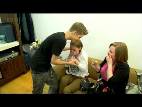 This Is Justin Bieber - Pranking Beliebers [HD]