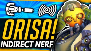 Overwatch | Indirect NERF To ORISA + Bunker Comp!