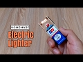 How To Make A Electric Lighter   Homemade (Creative Life)