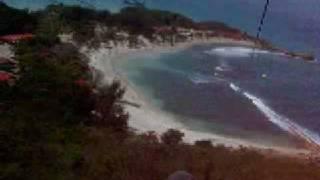 Zipline In Labadee Haiti