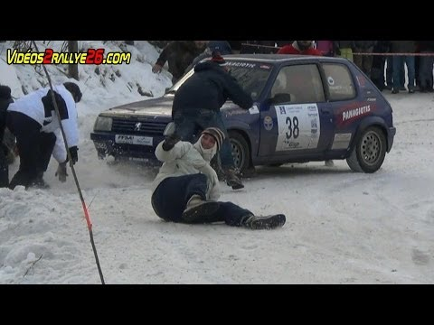 Best Of Rallye 2013 - Crash & Show By Vidéos2rallye26 [HD]
