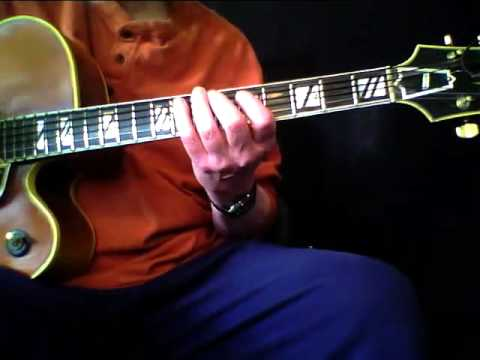 Minor Jazz Lick - Guitar Lesson by Mark Stefani