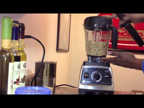 Vitamix 750 Peanut Butter