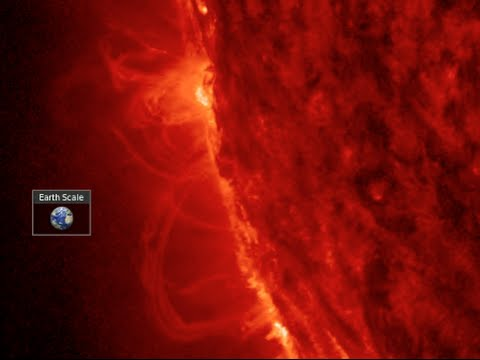 Space Weather, Mars, Right Hook at Sugar | S0 News Nov 6, 2015