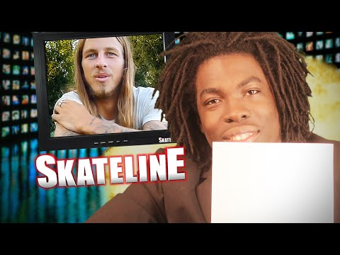 SKATELINE - Riley Hawk, Milton Martinez Kickflip, Gustav Tonnesen Full Part & More...