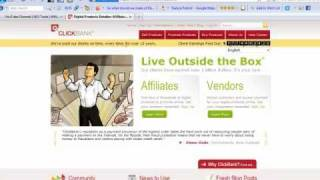 How To Setup a ClickBank Campaign and Make Money Online