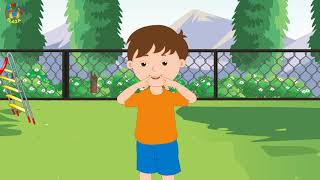 Head Shoulders Knees & Toes Song For Children and Baby Nursery Rhymes Songs for kids, Babies