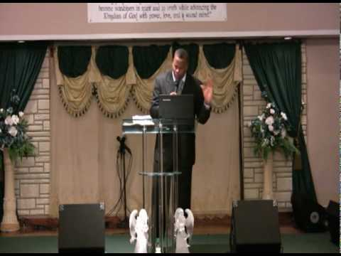 Are you starving 1of 6 Pastor Paul R. Johnson Sr.