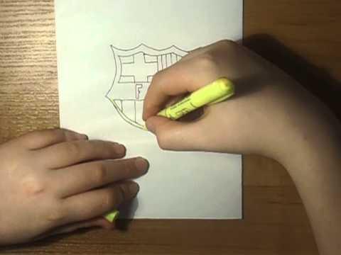 Видео как нарисовать команду