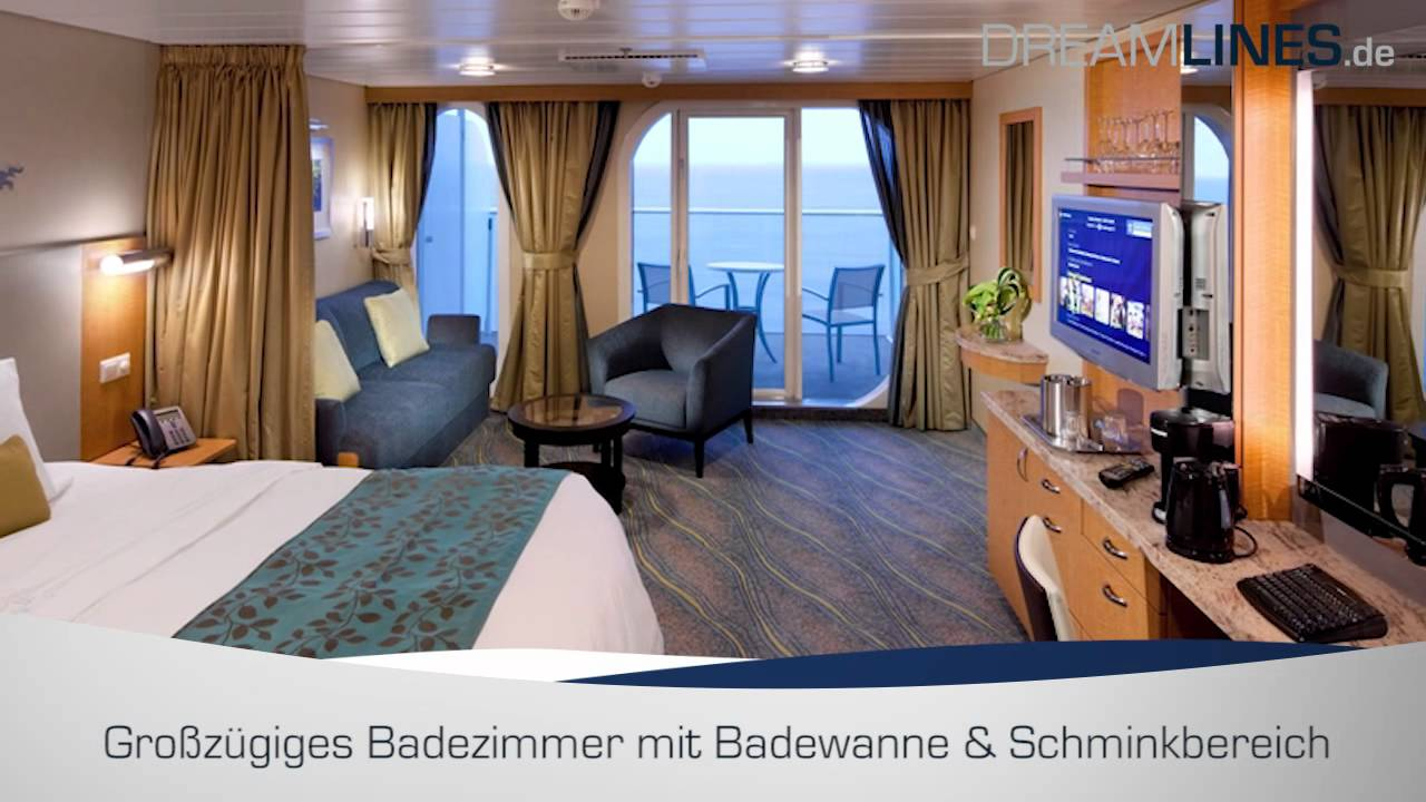 Oasis Of The Seas Kabinendetails Hd Youtube