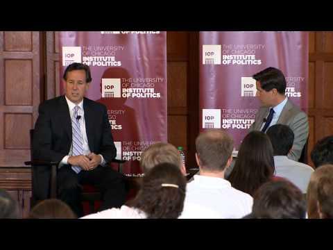 IOP-Rick Santorum