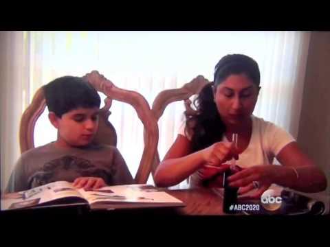 ABC 20 20 Elizabeth Vargas Interviews Cheryl Shuman Beverly Hills Cannabis Club Marijuana Moms HD 7