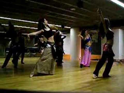 Pop Arab Bellydance video