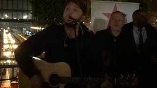 James Arthur - Safe Inside, live from Paris 15.11.16 HD