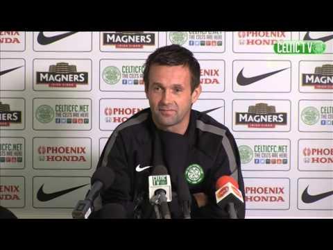 Celtic - Ronny Deila Pre Match v Kilmarnock, 24/10/2014