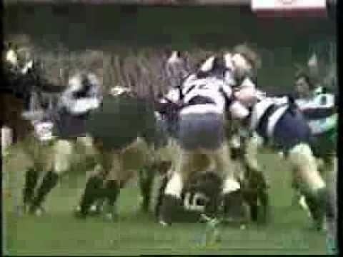 Gareth Edwards great try vs All Blacks 1973