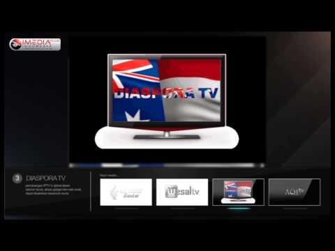Profil Video portofolio Client IP TV GLobal Akses IMediaPlus Indonesia