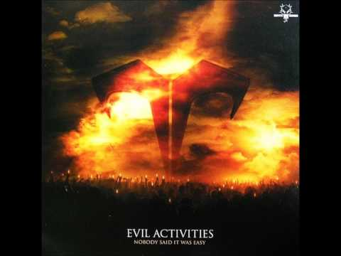 Evil Activities - Nobody Said It Was Easy (Coldplay - The Scientist Mash Up)