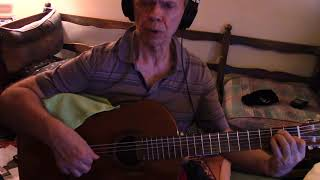 I Gave My Love a Cherry  -  Riddle Song for Solo Guitar