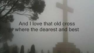 The Old Rugged Cross  Sandi Patti