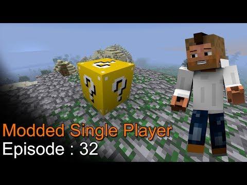 Minecraft MSP Episode 32 - 32 ماين كرافت موديد سنقل بلاير الحلقة
