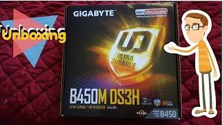 B450M DS3H Unboxing | Ryzen Sun Pt.3