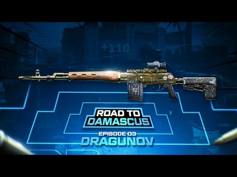 FaZe Pamaj: Road to Damascus - Dragunov (Snipers Complete!)