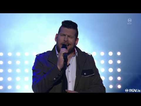 Rúnar Eff Rúnarsson - Mér við hlið (Live Söngvakeppnin 2017 - Semi Final 1)
