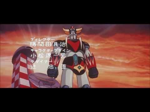 UFO Robot Grendizer opening 1 widescreen 1080P HD