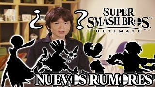 Los SECRETOS de Sakurai? | NUEVOS RUMORES Super Smash Bros Ultimate