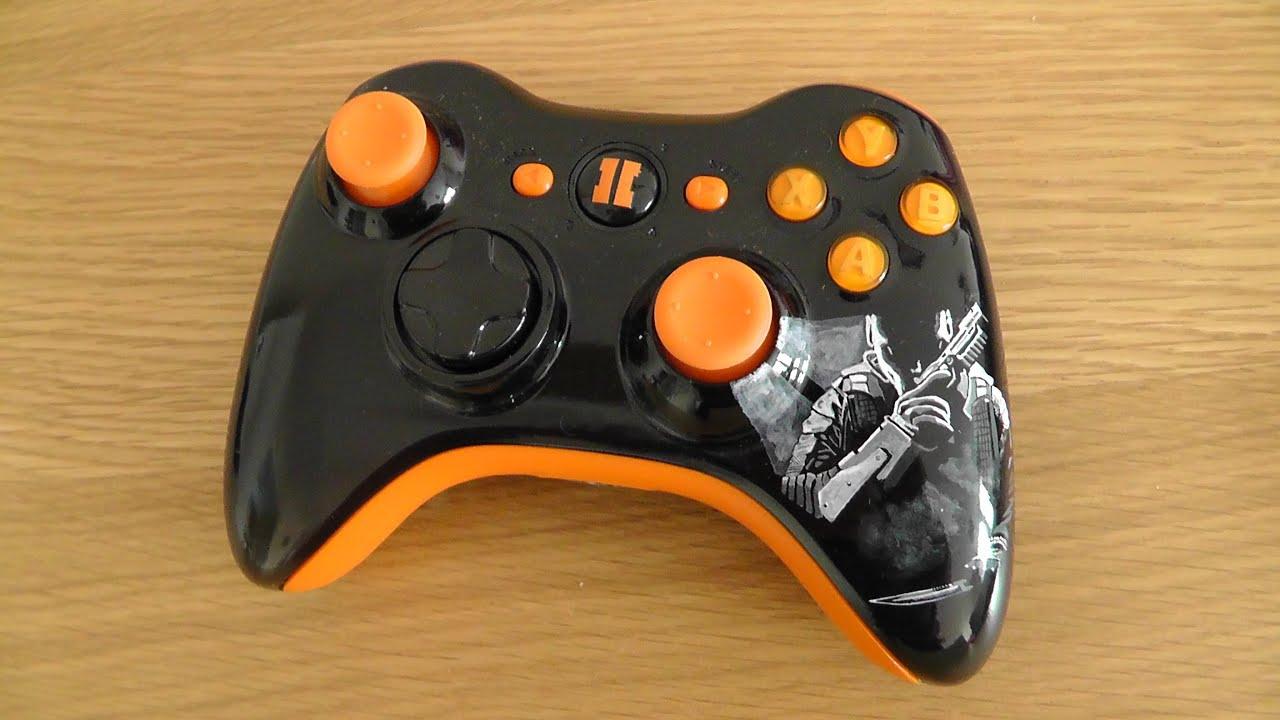 Xbox 360 Controller Custom Black Ops 2 Custom Con...