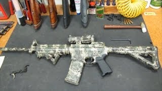 How to Replace an AR15 Trigger