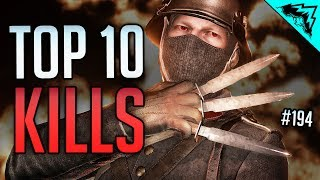 IT'S NOT A DREAM - Top 10 Battlefield 1 Plays of the Week - WBCW 194 StoneMountain64