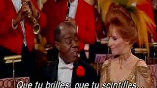 Music Cinema Hello Dolly Louis Armstrong Barbara Streisand