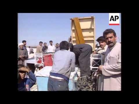 Iraq - Sanctions Devastate The Economy