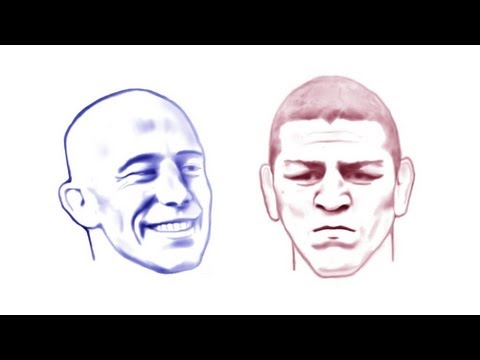 Nick Diaz Defeats GSP During Conference Call