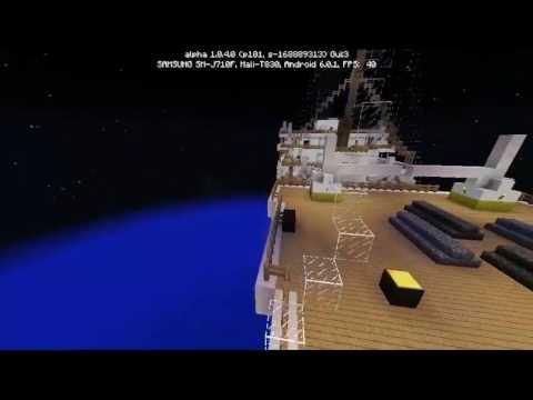 Titanic | Minecraft Pocket Edition | Download Link | Tagrules