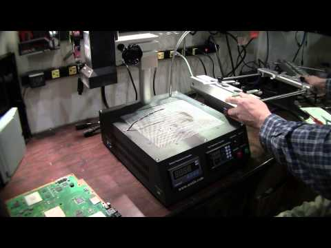 Scotle IR 6000 Initial Setup and Use Video 1/2