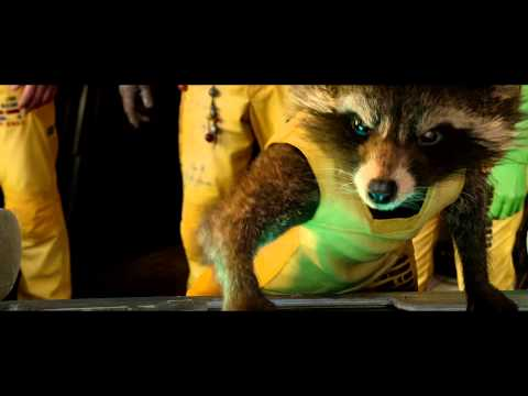 Guardiani della Galassia -- Supereroi e Anti-Eroi - POD dal film sottotitolato italiano | HD