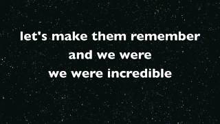 Celine Dion ft. Ne Yo - Incredible (Lyrics)