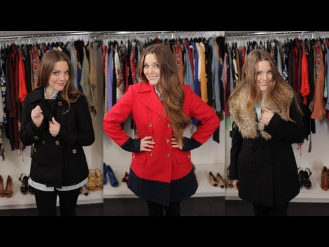 5 Best Peacoats, Winter Fashion, FabSugar Must Haves