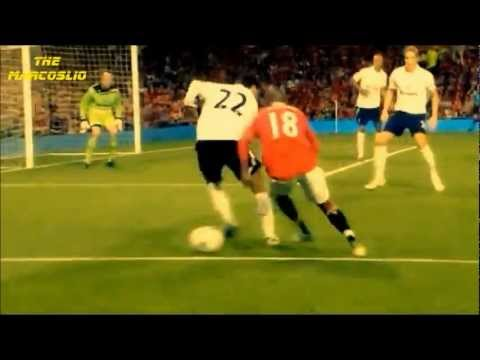 Ashley Young Skills & Goal Up
